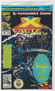 X-Factor-85-1992-Apocalypse-X-Cutioners-Song-Polybagged-Unopened-Lee-X