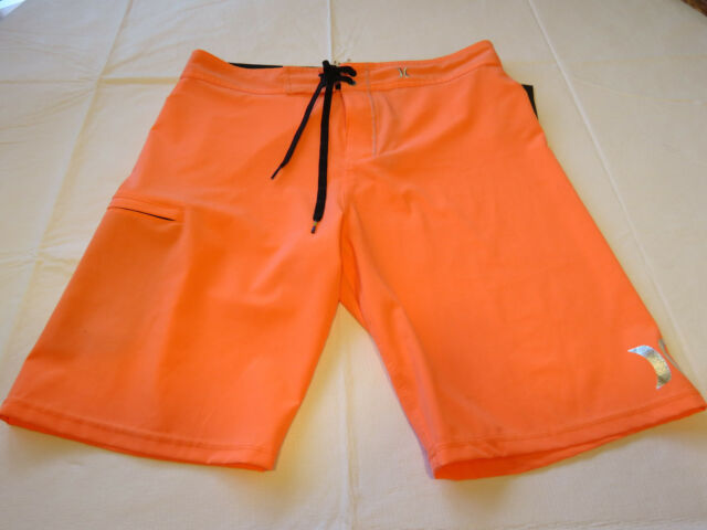 24d928c5f1 Men's Hurley board shorts swim surf trunks boardshorts 32 **spots**Phantom  mango