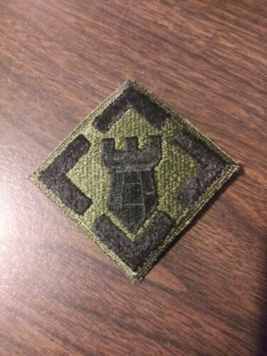 US Army 20th Engineer Brigade SD Patch