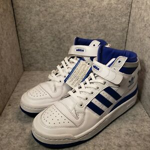 New-Men-039-s-Adidas-Forum-Mid-Refined-Originals-Classic-F37830-Size-8-034-Rare-034