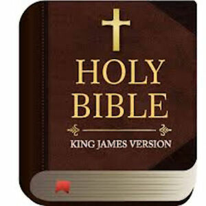 Details about King James Version Audio Bible Christian KJV All 66 Books on  1 MP3 DVD Free Ship
