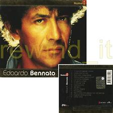 """EDOARDO BENNATO """"NUMERI 1"""" RARO CD 24BIT FUORI CATALOGO"""