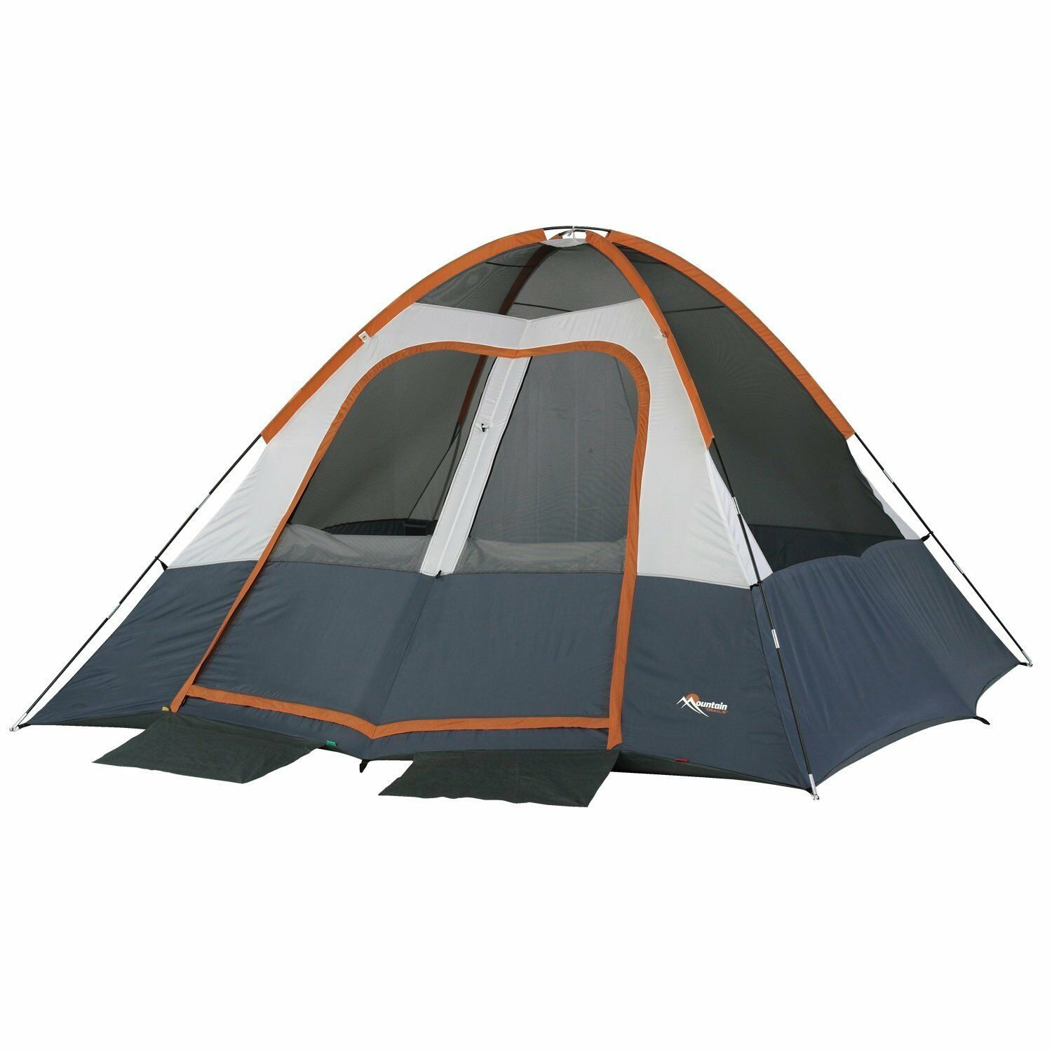 nuovo Mountain Trails Salmon River 11 by Foot 6 Person 2 Room Tent gratuito SHIPPING