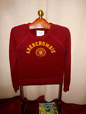 Womens Abercrombie Pullover Sweater Sweatshirt Size Small Petite