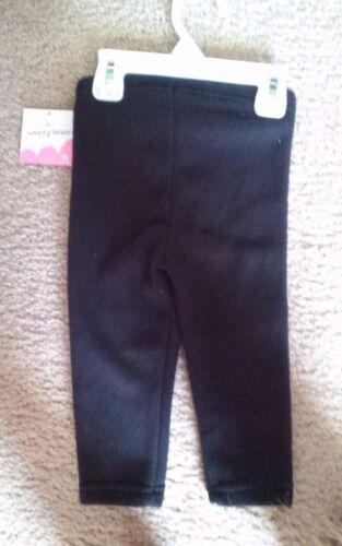 Toddler Girls Jumping Bean fleece pants 3T light pink or black