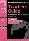 White Wolves Teacher's Guide Year 1 Matthews Gill Paperback 9781408186701