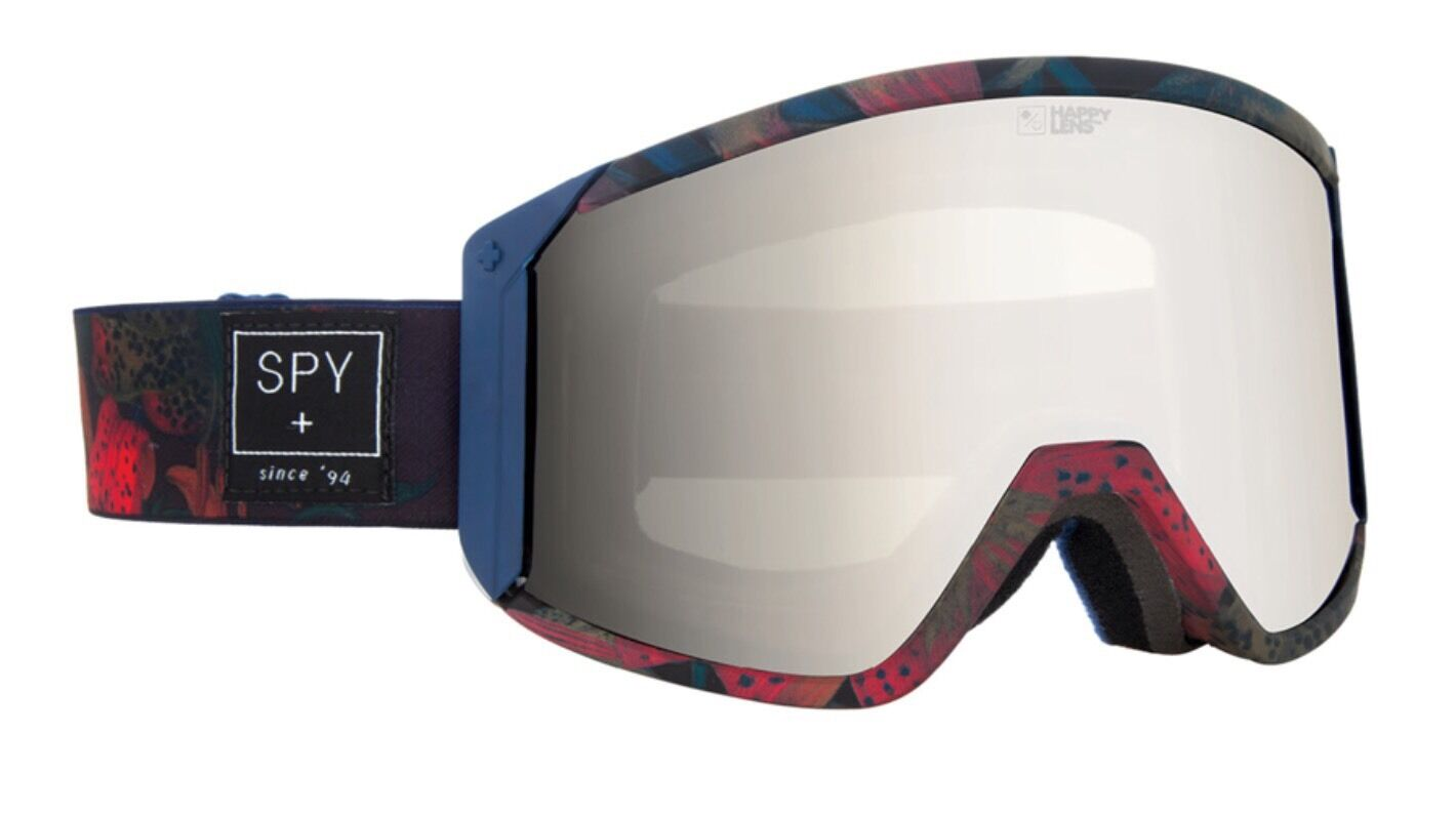 NIB Spy Optic Raider Winter Goggles Snow