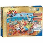 19321 Ravensburger What If? #1 The Lottery 1000pc Adult Jigsaw Puzzle