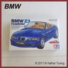 TAMIYA BMW Z3 Roadster 1/24 Scale Model Car Kit (1996)