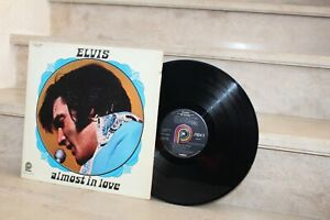LP-vinyl-Elvis-presley-Almost-in-love-USA-pickwick