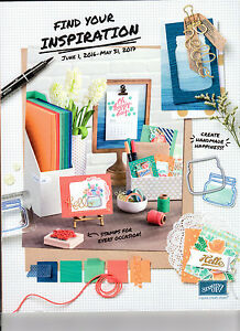 Stampin' Up! Annual Catalog 2016 -2017