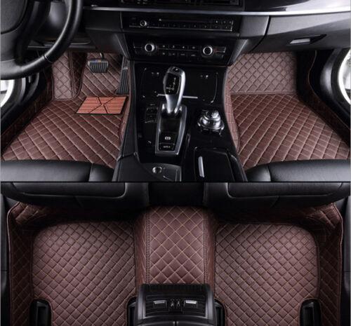 For Lexus RX350 2007-2018 leather Car Floor Mats Waterproof Mat