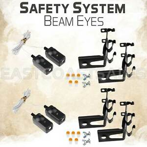 Beam Brackets for 41A5034 Liftmaster Sears Craftsman Eye Garage ...