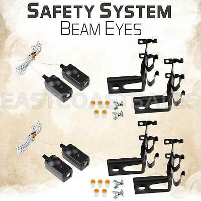 Safety Sensor Beam Eyes Fits 41A5034 Sears Craftsman Garage Door Opener
