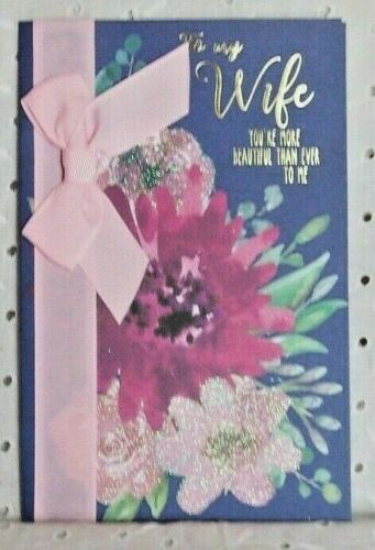 MOTHER/'S /& WIFE GREETING CARDS U CHOOSE  BY PEMBROOK