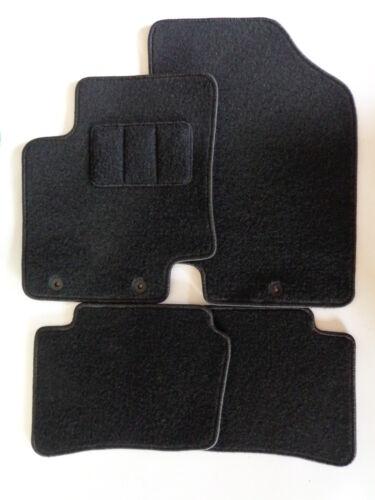Autoteppiche Fußmatten für Hyundai i20 ab Bj.01//2008