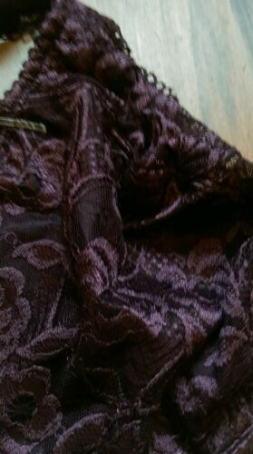"""bnwt burgundy ballet bra winterberry 30/"""" various cup sizes available rrp £21"""