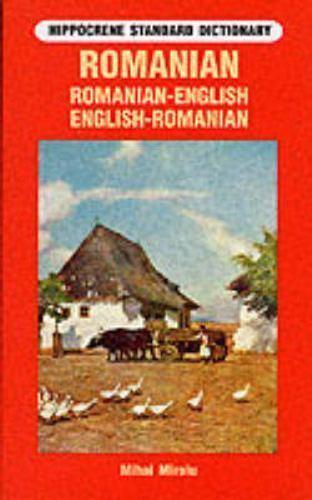 Romanian-English, English-Romanian Dictionary (Hippocrene Standard-ExLibrary
