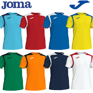 JOMA FOOTBALL KIDS CHILDRENS BOYS FULL TEAM KIT SPORTS STRIP TRAINING SHIRTS