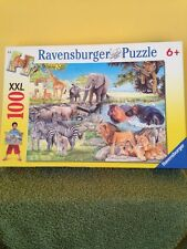 Ravensburger Puzzle New Never Used  XXL Puzzle 100 Pieces