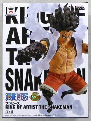 ONE PIECE KING OF ARTIST THE SNAKEMAN Monkey D Luffy prize Banpresto Japan New*