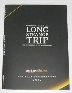 RARE-Grateful-Dead-Jerry-Garcia-Long-Strange-Trip-NOS-2-DVD-FYC-Collectors-Set