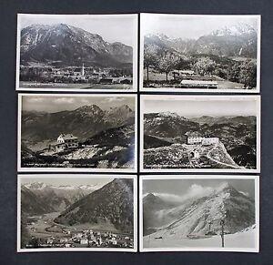 6-Postcards-Ak-Stohrhaus-Untersberg-Watzmannshaus-Austria-at-Lot-I-5080