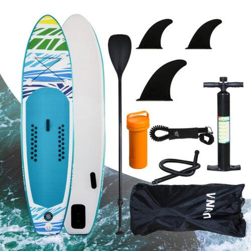 Surfboard SUP Board Windsurfboard Stand Up Paddle Aufblasbar Komplettset 305cm