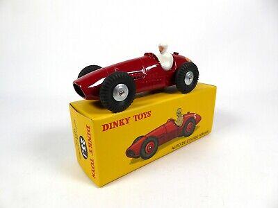 Collector Box Ferrari Maserati /'50s DINKY TOYS 1:43 DIECAST MODEL CAR MB100