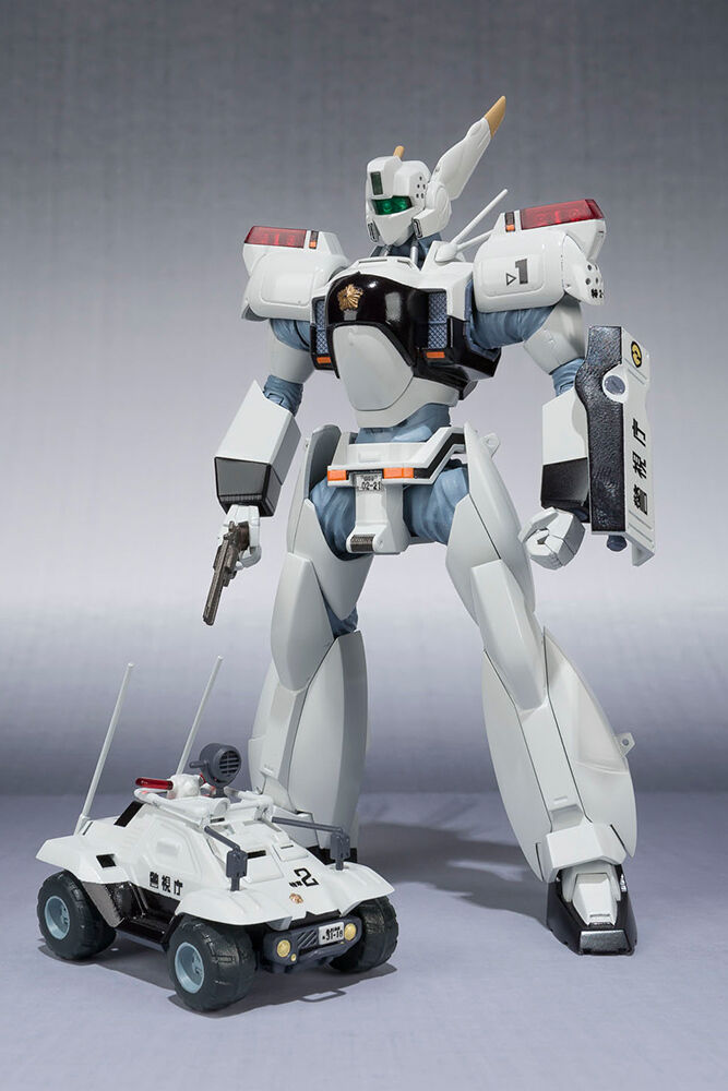 Robot Spirits Patlabor Ingram 1st Unit Side Labor R207 Action Figure BANDAI