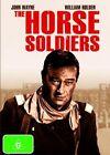 The Horse Soldiers DVD John Wayne William Holden Region 4