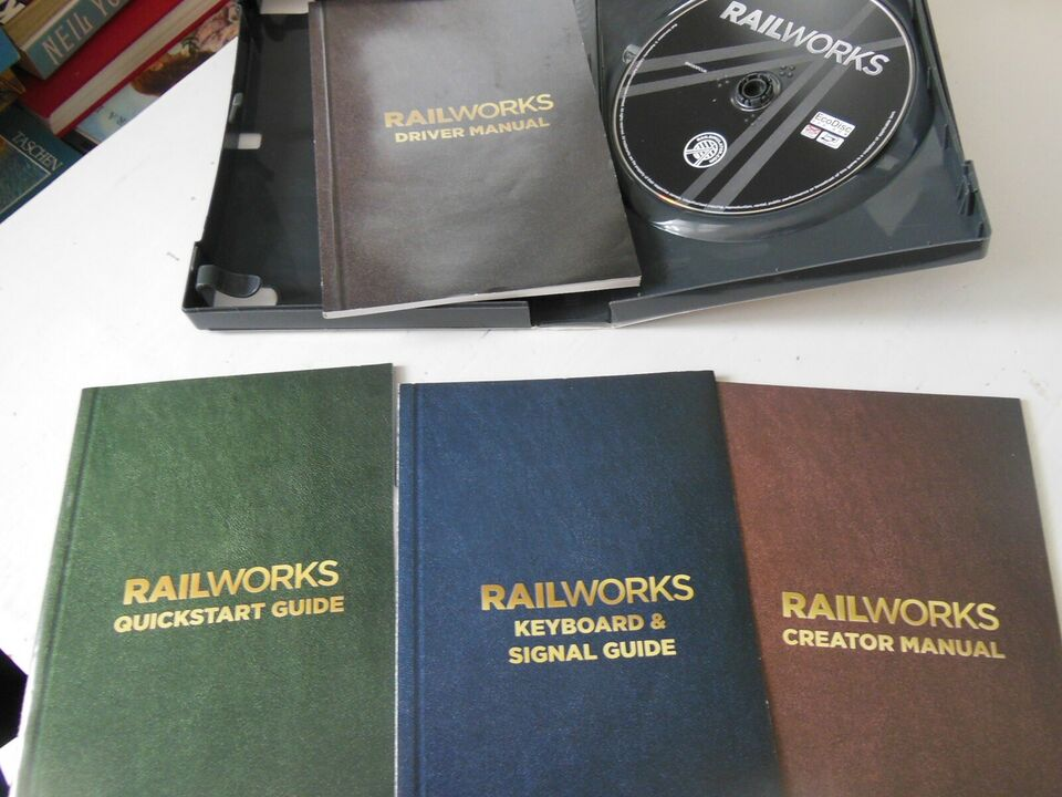 Railworks , til pc, simulation