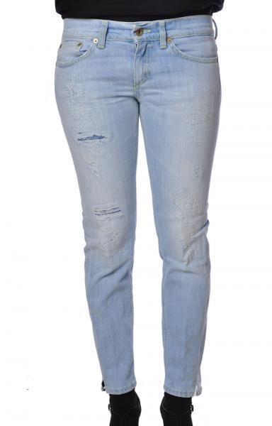 Dondup  -  Pants - Female - Denim - 2167706A183728
