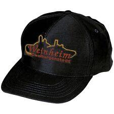 Baseballcap Cap Kappe Muetze schwarz mit Stick Winterberg Hochsauerland 68929