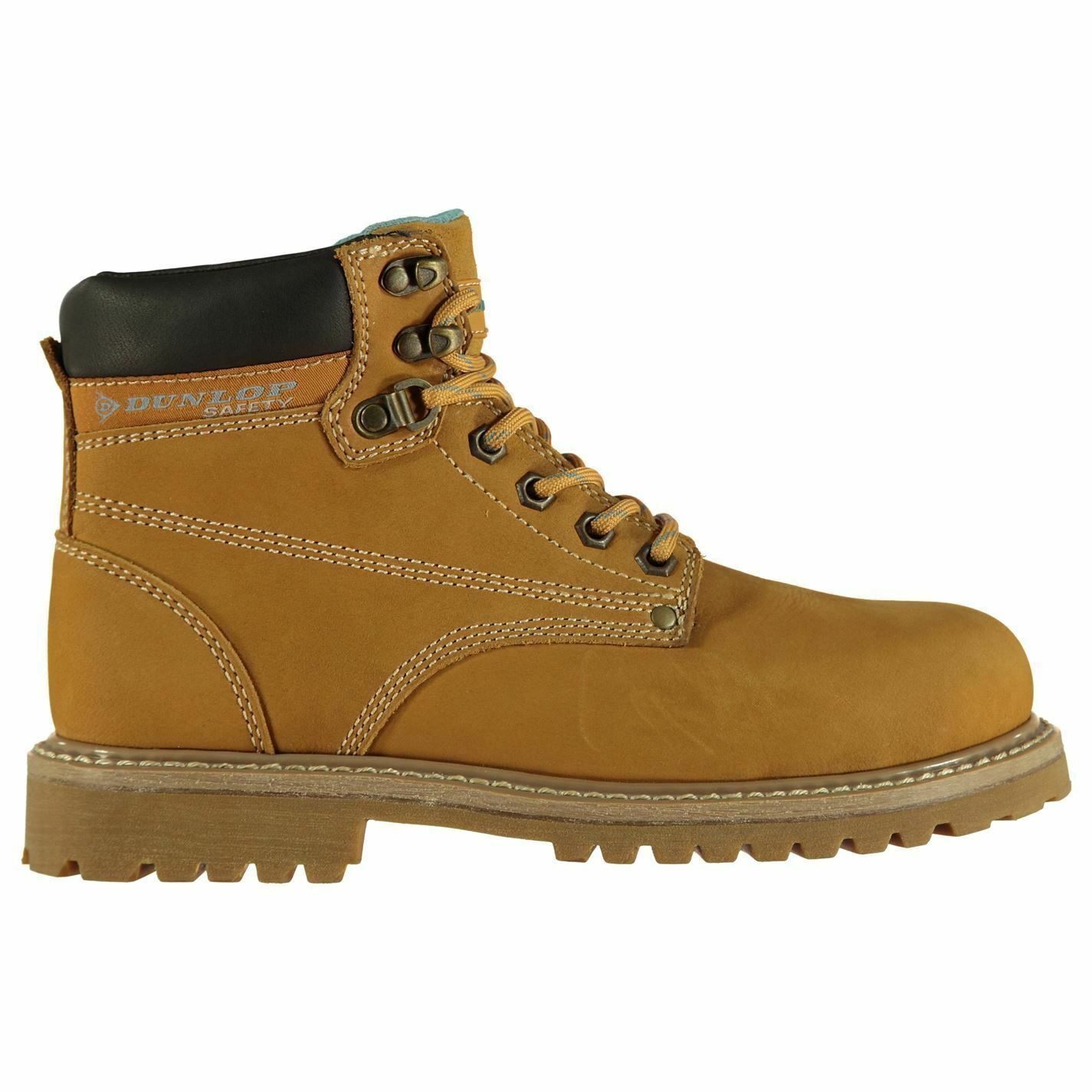 Dunlop Womens Nevada Safety Boots Lace Up Steel Toe Cap