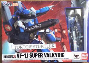 Hi-Metal R Macross VF-1J Super Valkyrie Maximilian Jenius Custom Bandai F//S