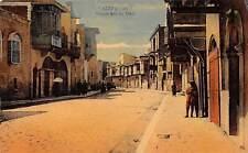 ALEPPO, SYRIA ~ GRANDE RUE DE TELAL, PEOPLE ~ c. 1920-1930's