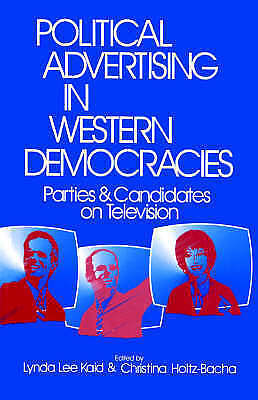 Political Advertising in Western Democracies: Parties and Candidates on Televis