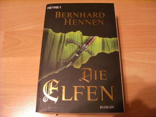 Bernhard Hennen: Die Elfentrilogie / Band 1 - Die Elfen (Großband) / ungelesen