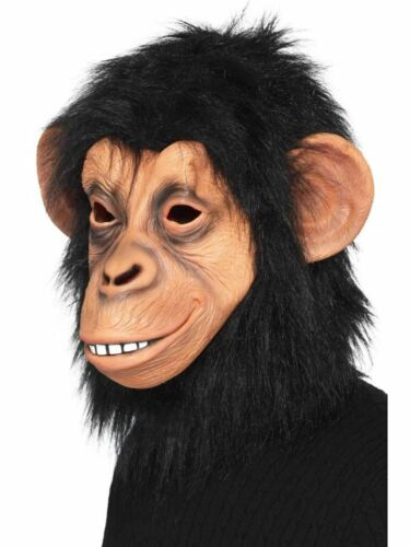 Scimpanzè Costume Maschera