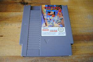 Jeu-CHIP-039-N-DALE-RESCUE-RANGERS-pour-Nintendo-NES-PAL
