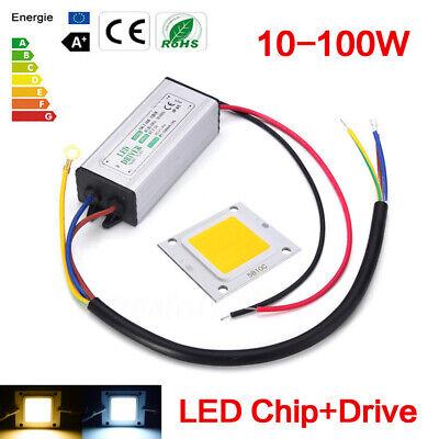 10W 20W 30W 50W 70W 100W LED Chip Bulb Driver Power Waterproof Supply High SMD