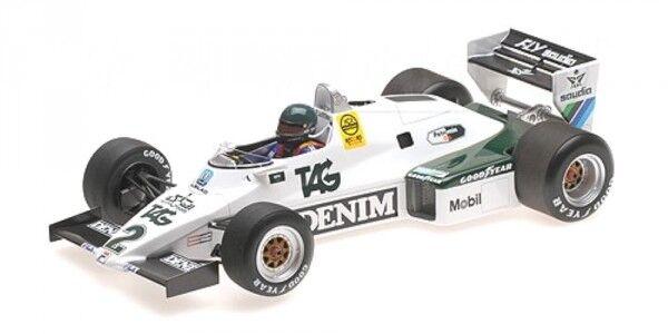 Williams Ford fw08c n. 2 formula 1 1983 (Jacques Laffite)