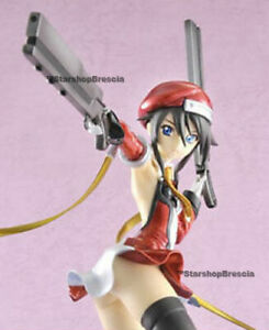 QUEEN-039-S-GATE-BLAZBLUE-Noel-Vermillion-Metalic-Red-2P-with-Towel-1-8-Pvc-Figure