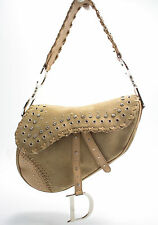 Christian Dior Saddle Bag Shoulder Schultertasche Tasche Limitierte Model A
