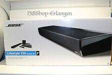 Bose Lifestyle 135 Serie III 3 High-End Soundbar Home Entertainment System NEU