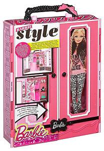 Guardaroba Di Barbie.Dettagli Su Barbie Style Armadio Guardaroba Ultimate Abiti Accessori Nuovo Di Zecca Mostra Il Titolo Originale
