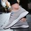Mens-Memory-Foam-Casual-Walking-Running-Gym-Sport-Slip-On-Trainers-Shoes-Size-UK miniatura 5