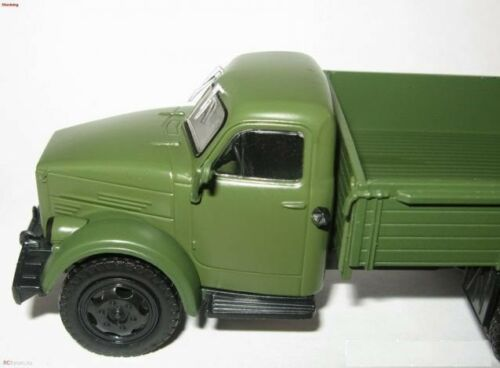 1:43 GAZ-51 A Soviet truck Die cast model IXO DeAgostini 147 auto legends