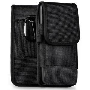 Cellulare-Marsupio-per-Samsung-Galaxy-A40-Custodia-con-Doppio-Cintura-Schlaufe